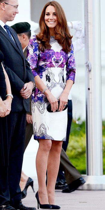 Look of the Day photo | Catherine Middleton