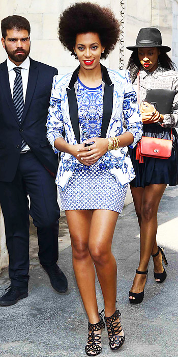 Look of the Day photo | Solange Knowles
