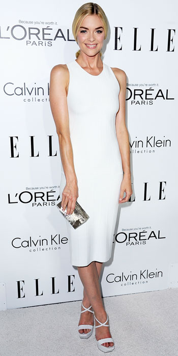 Look of the Day photo | Jaime King