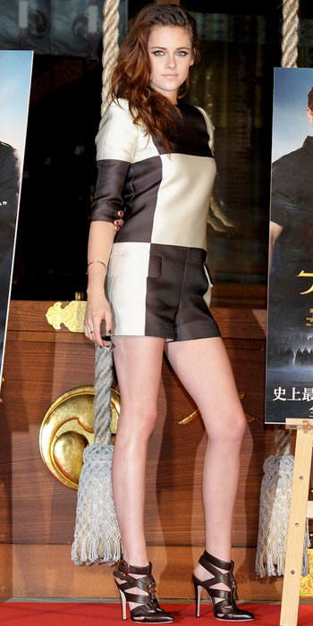 Look of the Day photo | Kristen Stewart