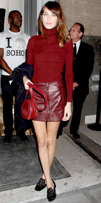 Look of the Day photo | Alexa Chung