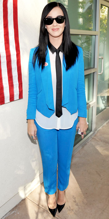 Look of the Day photo | Katy Perry