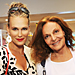 Molly Sims Celebrates Diane von Furstenberg's Gap Kids Line and More!