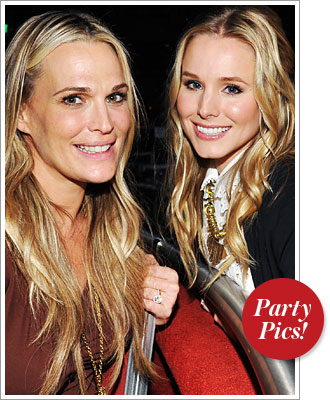 Molly Sims, Kristen Bell