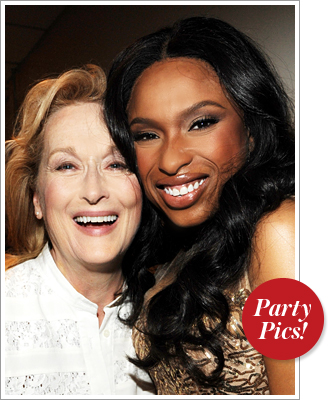 Meryl Streep, Jennifer Hudson