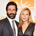 Jon Hamm&#039;s New Non-Draper Look and More