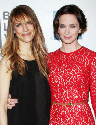 Lynn Shelton, Emily Blunt