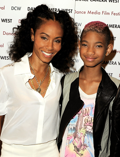 Jada Pinkett-Smith, Willow Smith