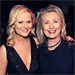 Amy Poehler and Hillary Clinton Celebrate Time's Influence Issue and More!