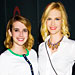 January Jones and Emma Roberts Hit the Target and More
