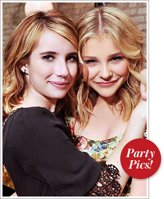Emma Roberts, Chloe Moretz