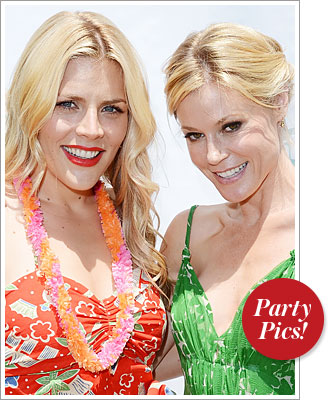 Julie Bowen, Busy Philipps