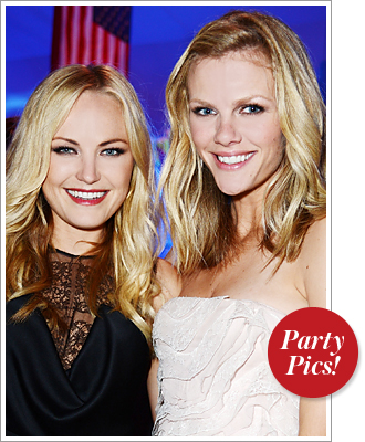 Malin Akerman, Brooklyn Decker