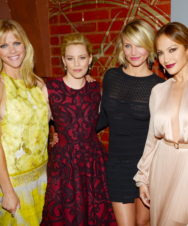 Brooklyn Decker, Elizabeth Banks, Cameron Diaz