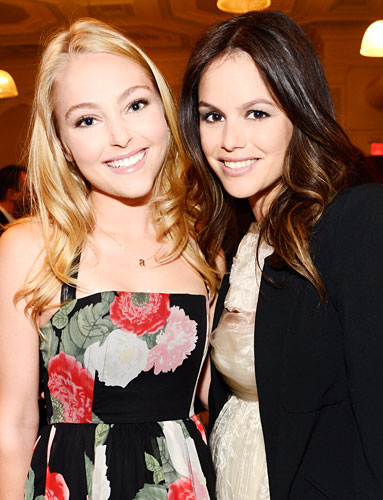AnnaSophia Robb and Rachel Bilson