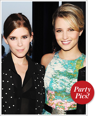 Kate Mara, Dianna Agron