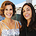 Party Time! Teri Hatcher and Rosario Dawson in Austria and More