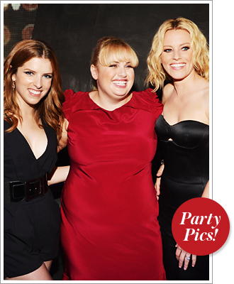 Anna Kendrick, Rebel Wilson, Elizabeth Banks