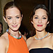Emily Blunt and Marion Cotillard's Fashion Night and More!