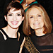 Anne Hathaway and Gloria Steinem's Girl Power Moment + More Party Photos!