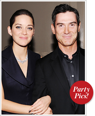Parties Marion Cotillard