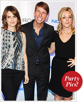 30 Rock Final Wrap Party