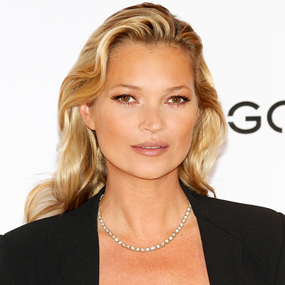 Kate Moss - Transformation - Hair - Celebrity Before and After