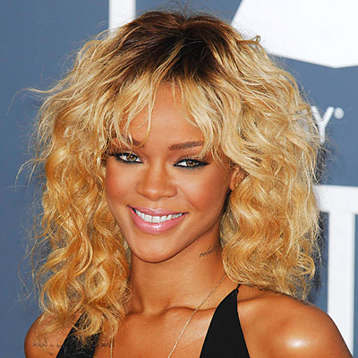 Rihanna - Transformations - Hair - Celebrity Before and After