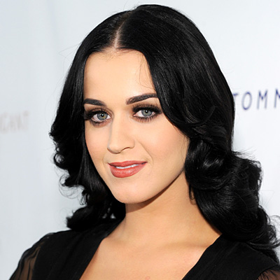 Katy Perry - Transformation - Hair - Celebrity Before and After