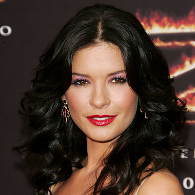 There's nothing catherine zeta jones eyes were