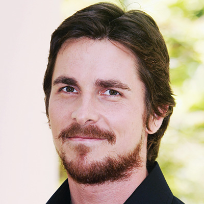 Christian Bale - Transformation - Hair - Celebrity Before and After