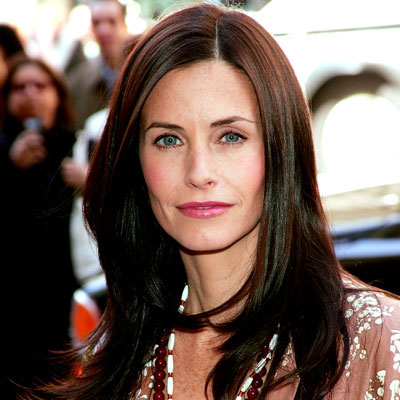 Courteney Cox - Transformation - Beauty