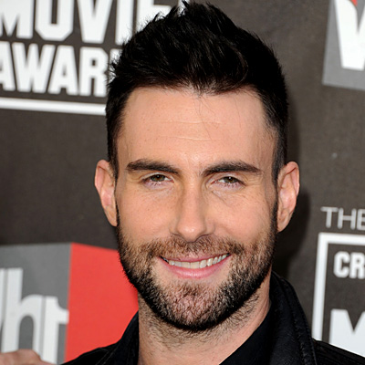 Adam Levine - Transformation - Hair - Celebrity Before and After