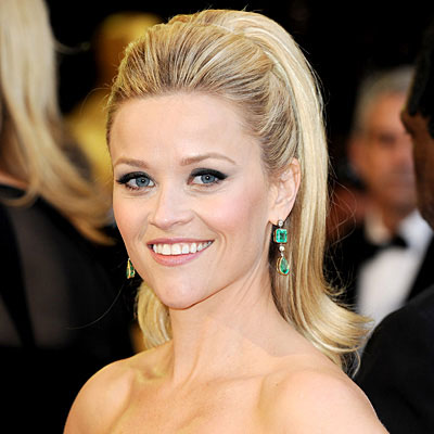 Reese Witherspoon - Transformation - 2011 - Celebrity Before and After