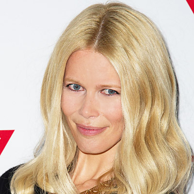 Claudia Schiffer - Transformation - Hair - Celebrity Before and After
