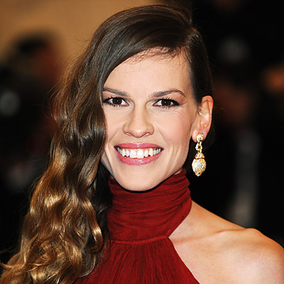 Hilary Swank - Transformation - Hair - Celebrity Before and After