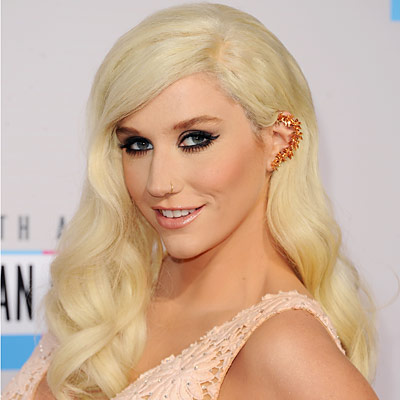 Kesha - Transformation - Hair - Celebrity Before and After
