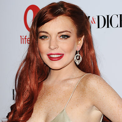 Lindsay Lohan - Transformation - Hair - Celebrity Before and After