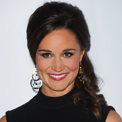 Pippa Middleton - Transformation - Hair - Celebrity Before and After
