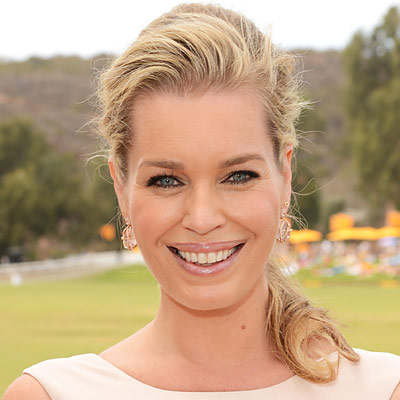 Rebecca Romijn - Transformation - Hair - Celebrity Before and After