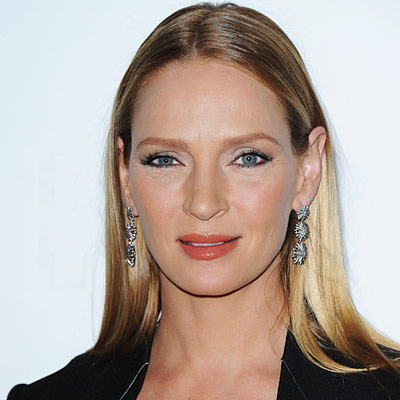 Uma Thurman - Transformation - Hair - Celebrity Before and After