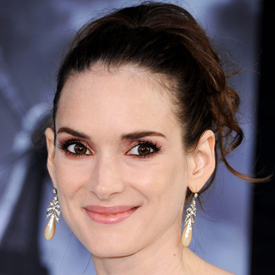 Winona Ryder - Transformation - Hair - Celebrity Before and After