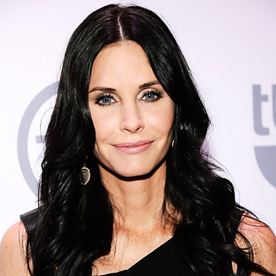 Courteney Cox - Transformation - Hair - Celebrity Before and After