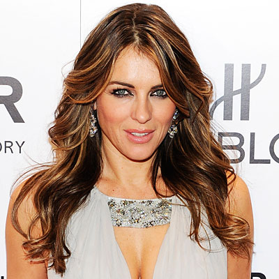 Elizabeth Hurley - Transformation - Hair - Celebrity Before and After