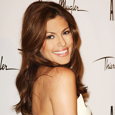 Eva Mendes - Transformation - Hair - Celebrity Before and After