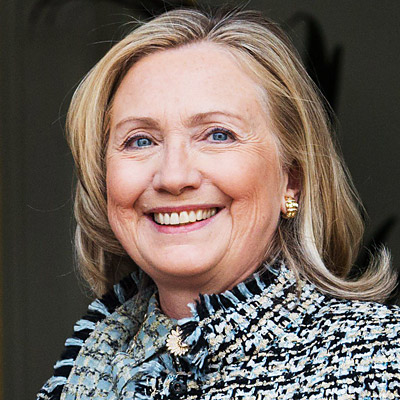 Hillary Rodham Clinton - Transformation - Hair - Celebrity Before and After