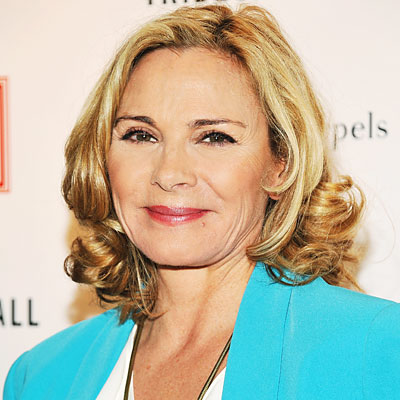 Kim Cattrall - Transformation - Hair - Celebrity Before and After