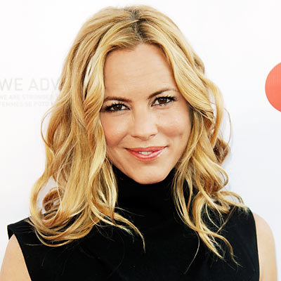 Maria Bello - Transformation - Hair - Celebrity Before and After