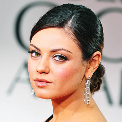 Mila Kunis - Transformation - Hair - Celebrity Before and After