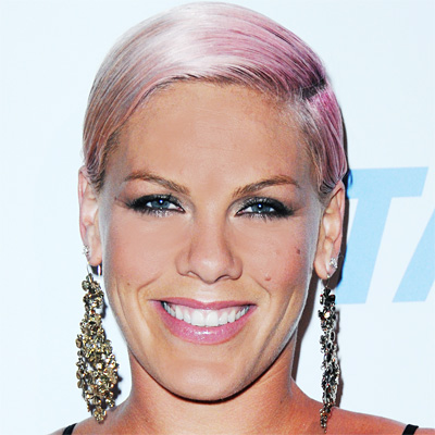 Pink - Transformation - Hair - Celebrity Before and After